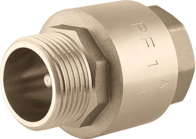 Клапан обратный пружинный осевой В-Н фото