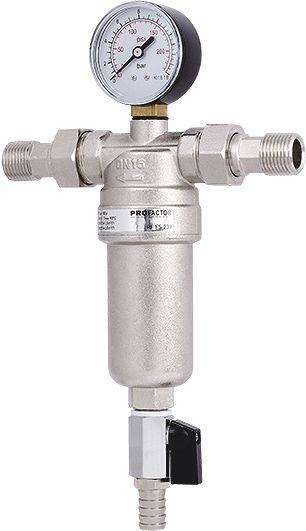 Фильтр промывной для горячей воды фото 2