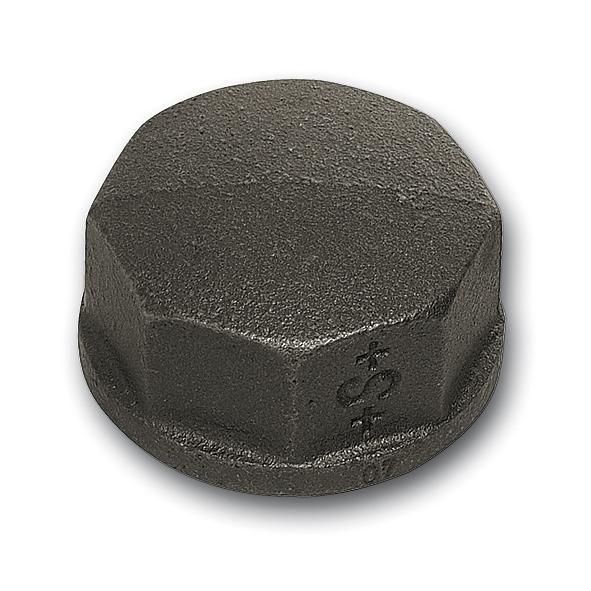 Резьбовые фитинги из ковкого чугуна, черные фото 11