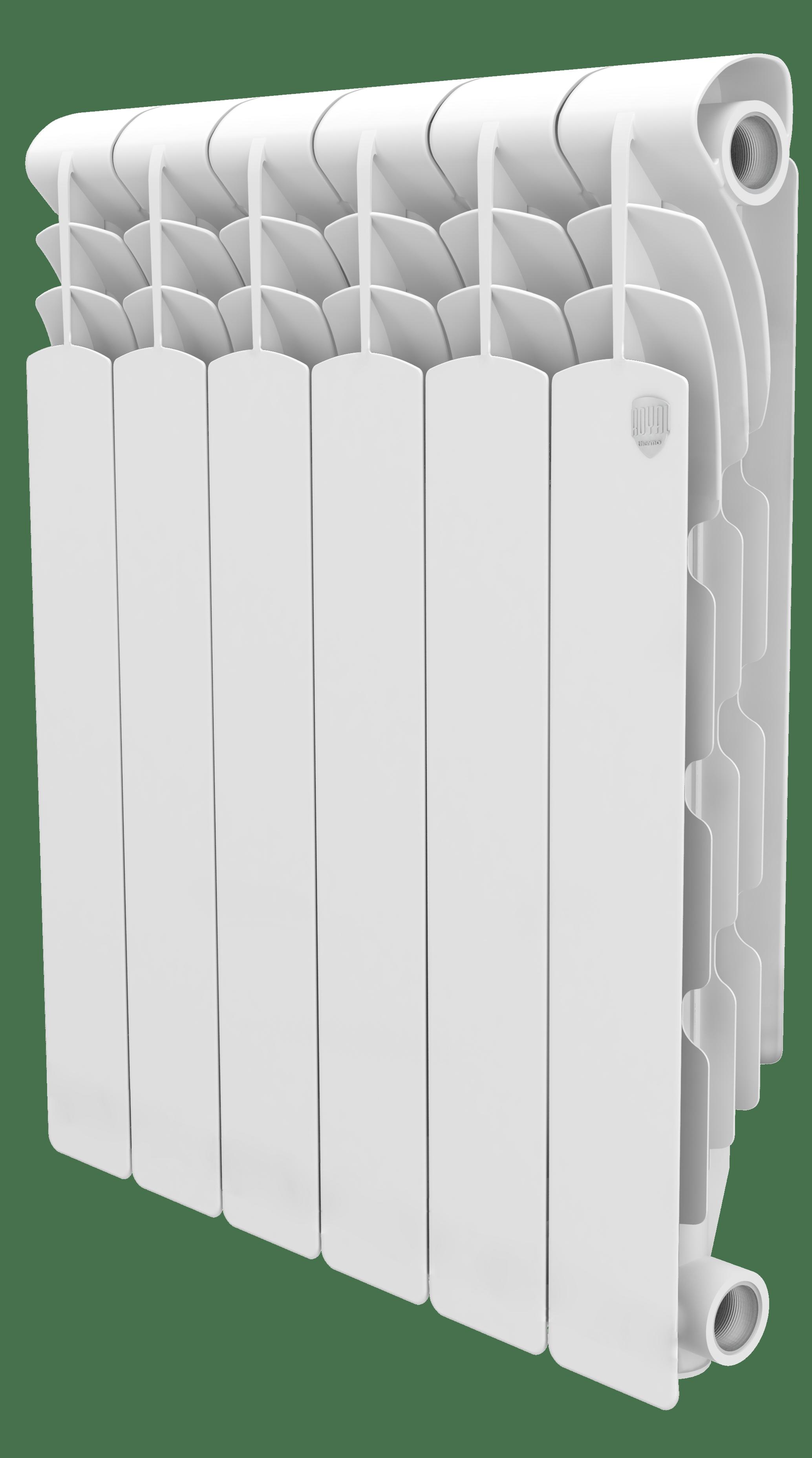 Биметаллические радиаторы Revolution Bimetall фото