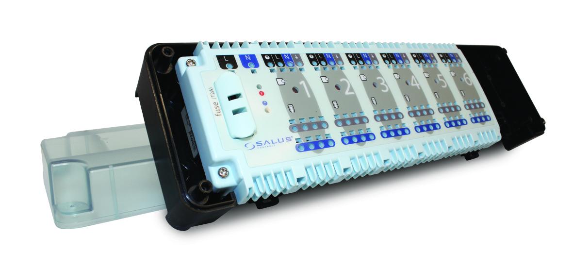 Контроллер системы отопления KL06 + PL06(07) фото