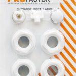 Комплектующие для биметаллических радиаторов превью фото 8
