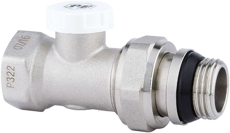 Клапаны радиаторные балансировочные фото 2