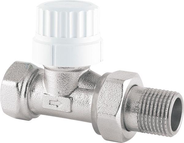 Клапаны радиаторные термостатические фото