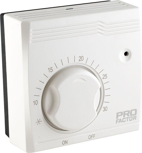 Термостат комнатный механический фото 2