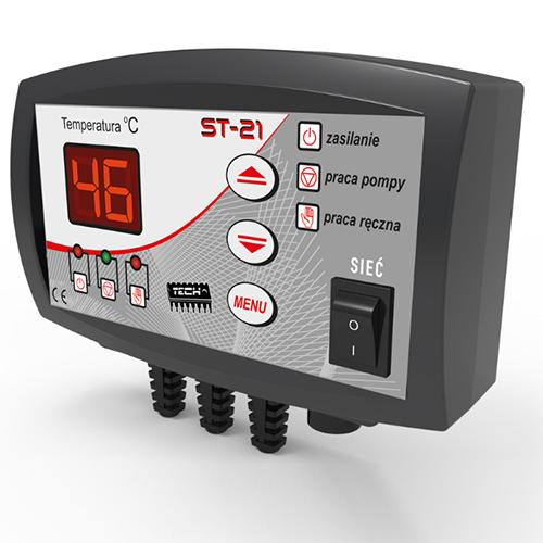 Термостат ST-21 5-98 °С фото